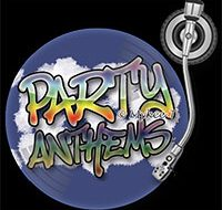 Party Anthems Vinyl Logo